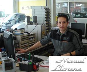 Garage Llorens - Notre équipe