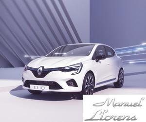 Garage Llorens - Clio E-tech Hybrid